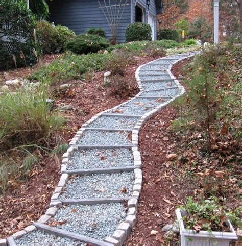 best gravel for walkway 28 images walkway with