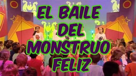 el baile de las el baile del monstruo canci 243 n de la semana temporada 11 hi 5 en espa 241 ol youtube