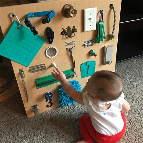 Best Baby Busy Board Ideas Ever   The Family Handyman
