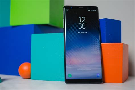 Samsung Note 8 Cicilan Samsung Galaxy Note 8 On Review Digital Trends