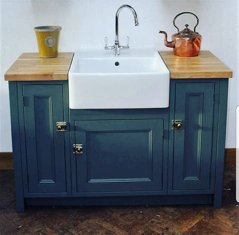 Freestanding Kitchen Sink Unit by Beautifully Bespoke Freestanding Kitchen Sink Units Mudd