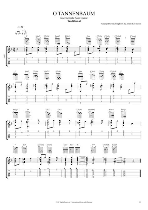 o tannenbaum lyrics and chords guitar guitar tablature guitar tablature or guitar tablature guitar