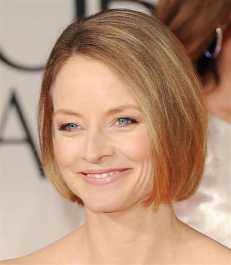 flattering bob hairstyles for older women yolanda foster 53 polished and pretty bobs stylists jodie foster and