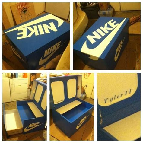 how to make storage boxes out of shoe boxes 22 best images about nike box on storage boxes