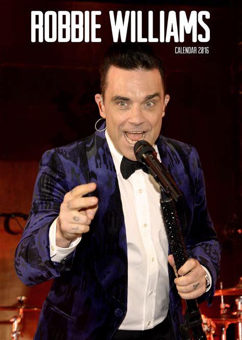 William And Calendar 2018 Robbie Williams Calendars 2018 On Abposters