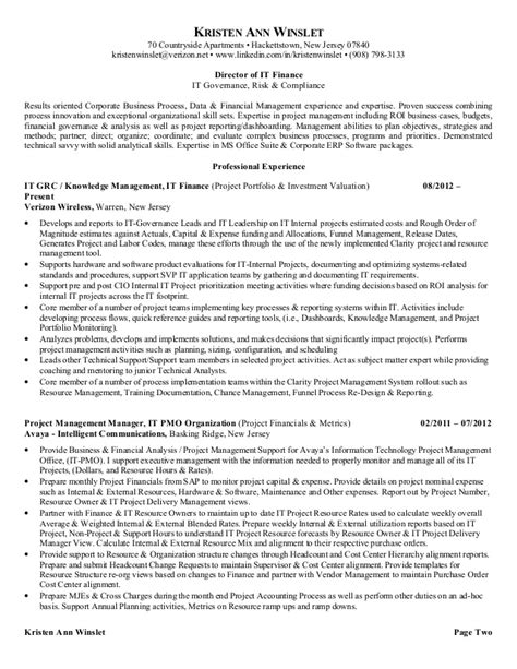verizon wireless resume sle resume ideas
