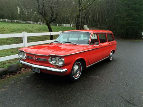 old car repair manuals 1960 chevrolet corvair engine control 1962 chevy corvair monza station wagon 2 owners very rare for sale chevrolet corvair monza