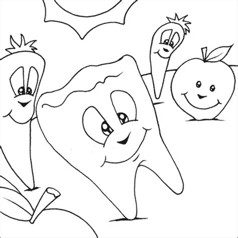 dentist coloring pages bestofcoloring com