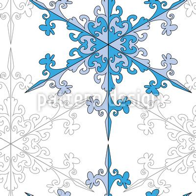 repeating pattern en français snowflake beauty repeating pattern