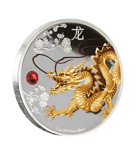 feng shui coins feng shui silver coin dragon