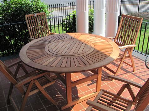 Teak Patio Table Teak Patio Table Teak Furnitures How To Finish Teak Outdoor Dining Set