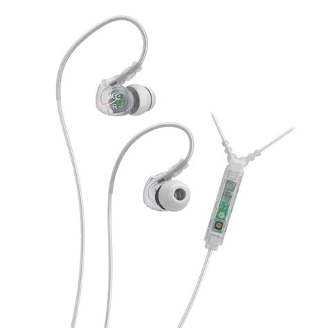 Meelectronics Sport Fi Memory Wire In Ear Earphones With Remote And Mic Second Generation M6p Beadalon Memory Wire Bracelet Brt 1oz