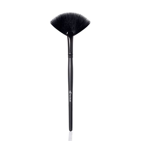 what is a fan makeup brush used for makeup and cosmetics fan brush fan makeup brush e l