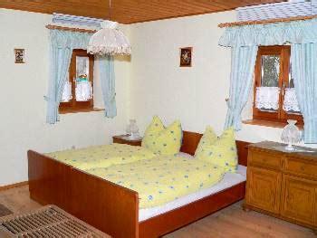 schlafzimmer cham ferienhaus im landkreis cham