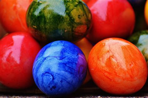 colorful easter eggs free photo easter easter eggs colorful free image on