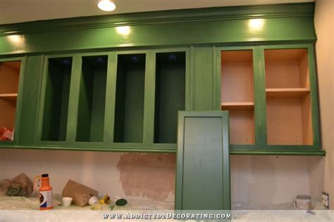 Painting Unfinished Kitchen Cabinets | paint rant round 2