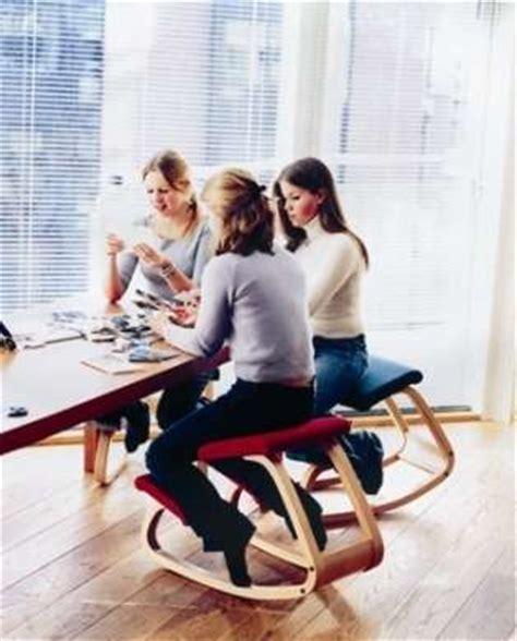 sedute ergonomiche stokke stokke sedia ergonomica variable per migliorare la