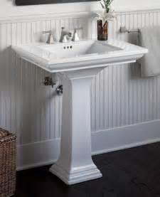height of pedestal sink the great bathroom remodel race