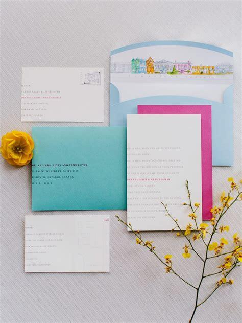 Proper Way To Address Wedding Invitations
