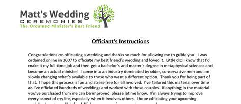 wedding ceremony officiant officiant wedding script wedding ideas 2018