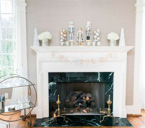 Decorating Ideas Next To Fireplace How To Decorate The Mantelpiece For