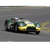 Lister Jaguar Knobbly  Valley Motorsport