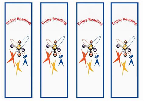 Printable Science Bookmarks | science bookmarks birthday printable