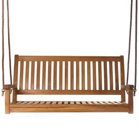 porch swing hardware lowes shop all things cedar natural porch swing at lowes com