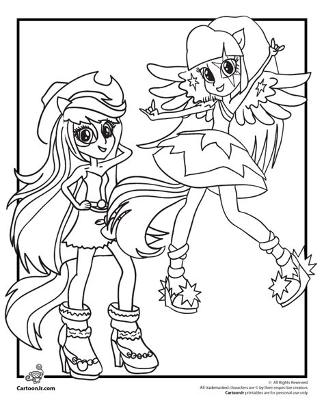 my pony equestria coloring pages my pony equestria printable coloring pages