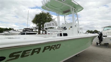 sea pro boats marinemax 2017 sea pro 248 bay boat for sale at marinemax fort myers