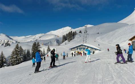 best ski area austria weather to ski s top 10 snowiest ski resorts europe