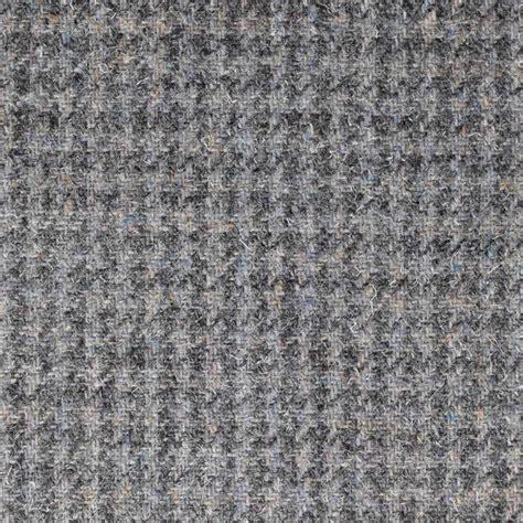Grey Tweed Grey Houndstooth Tweed Weavers Tweed Scarves