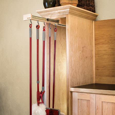 kitchen pantry storage cabinet broom closet redo cabinet