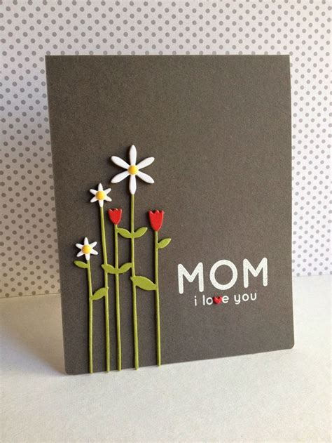 birthday card ideas for mom the 25 best ideas about birthday cards for mom on