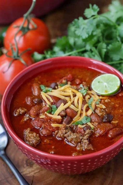 chili recipe award winning video lil luna
