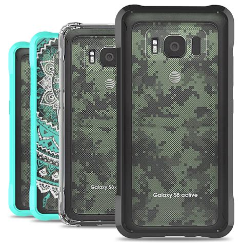 samsung galaxy s8 active clearguard series coveron cases
