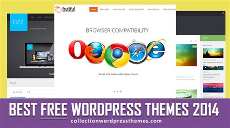 wordpress themes top 2014 best free wordpress themes 2014 best wordpress themes review