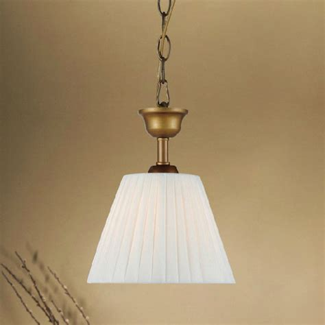 Fabric Light Fixtures Antique Country Fabric Shade Pendant Lighting 9923 Browse Project Lighting And Modern