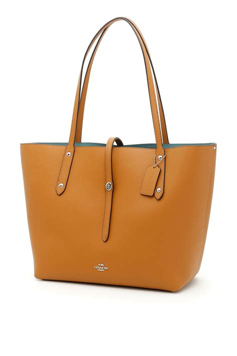 Market Bags By Hersh The Bag by Coach Market Tote Bag 58849 Svmpo S Bags Italist
