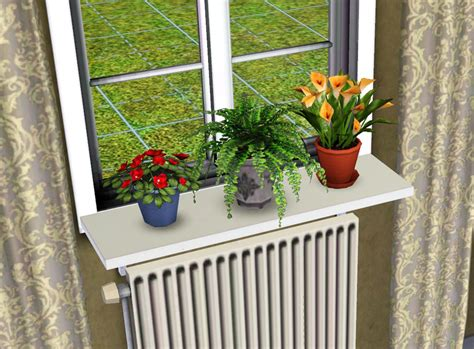 Mod The Sims 3 Small Potted Plants   mod the sims 3 small potted plants