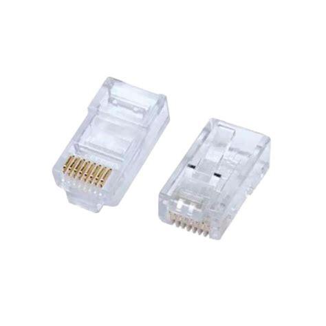 Connector Belden Rj45 Utp jual belden rj45 cat 6 utp connector harga
