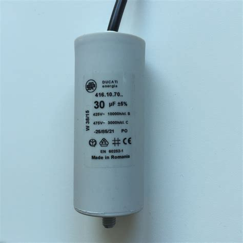 bypass motor run capacitor buy motor run capacitors 30uf lead next day delivery