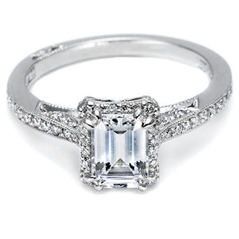 tacori pave engagement ring 2620rdp onewed