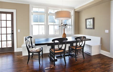dining room with banquette seating banquette bench dining room contemporary with banquette