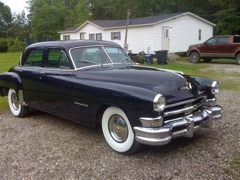 1952 Chrysler Imperial by 1952 Chrysler Imperial For Sale In Bush Louisiana