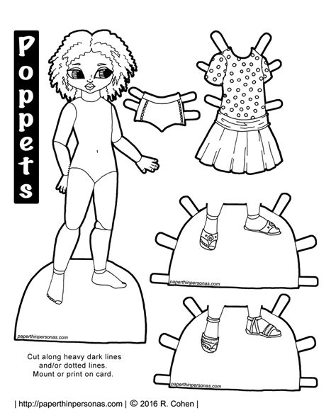 printable paper doll shoes paper dolls of dolls and toys archives paper thin personas