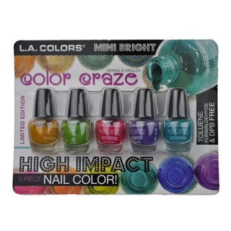 Bright Colored L Shades by 4 Hour Flash Giveaway Nail Set Ends At Midnight