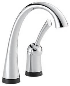 Delta Touch2o Kitchen Faucet Delta 1980t Dst Pilar Single Handle Bar Prep Faucet