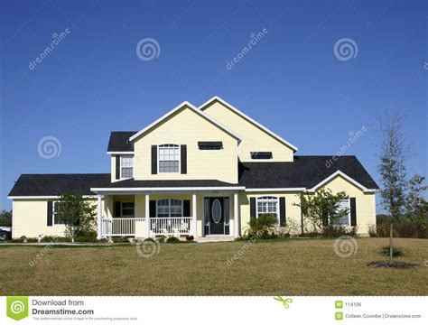 typical home typical american home stock photo image of suburbs farm 114106