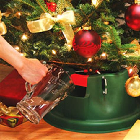 christmas tree stand with water reservoir how to care for your farm grown tree